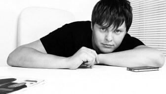 Alexandr Jdanov (Self Portrait)