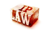 IP LAW logo for the email signature SMALL